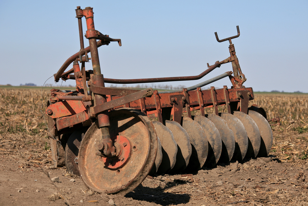 types of plows farming equipment canada