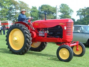 farm equipment list - tractor